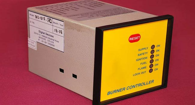 Burner Controller In Panchmahal