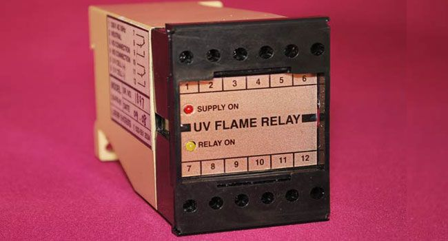 UV Flame Relay Manufacturers